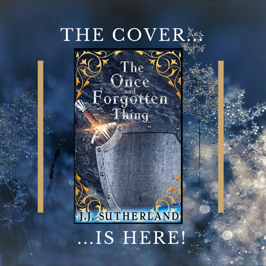 The Once and Forgotten Thing cover reveal.